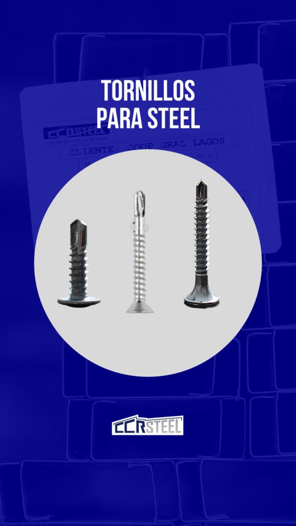 Tornillos Para Steel